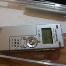Disassemble/repair an Olympus WS-300M digital recorder