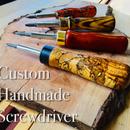 Custom Handmade Screwdriver