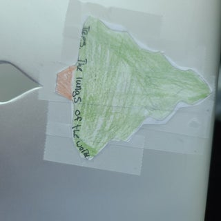 Simple Homemade Stickers