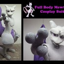 Full Body Mewtwo Costume