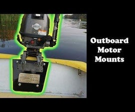 Outboard Motor Mounts