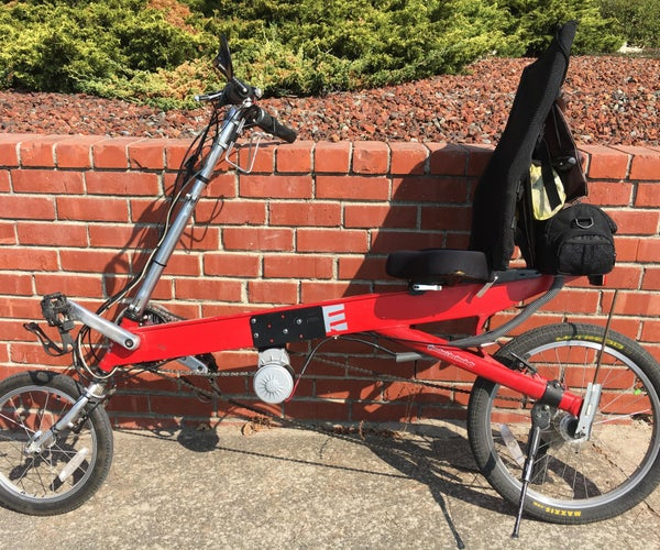 Electric Recumbent?  Is That Really Possible?