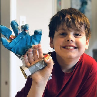 Robotic Hand Science Project