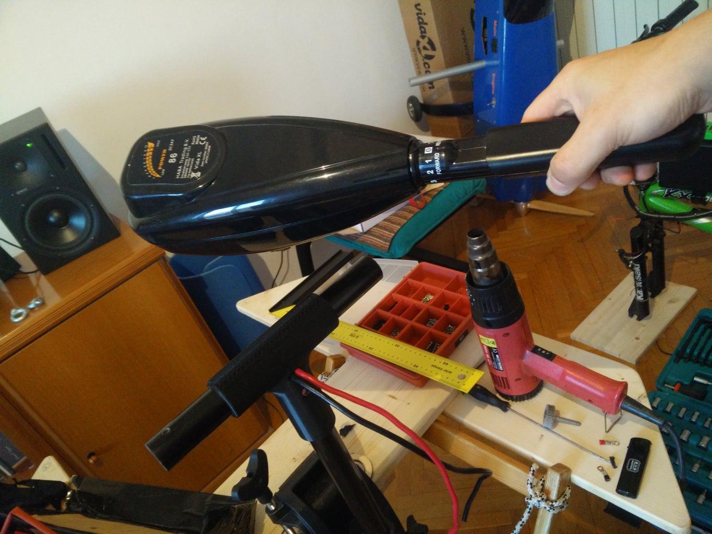 Motor Adjustments