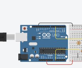 Light Intensity Lamp W/ Arduino