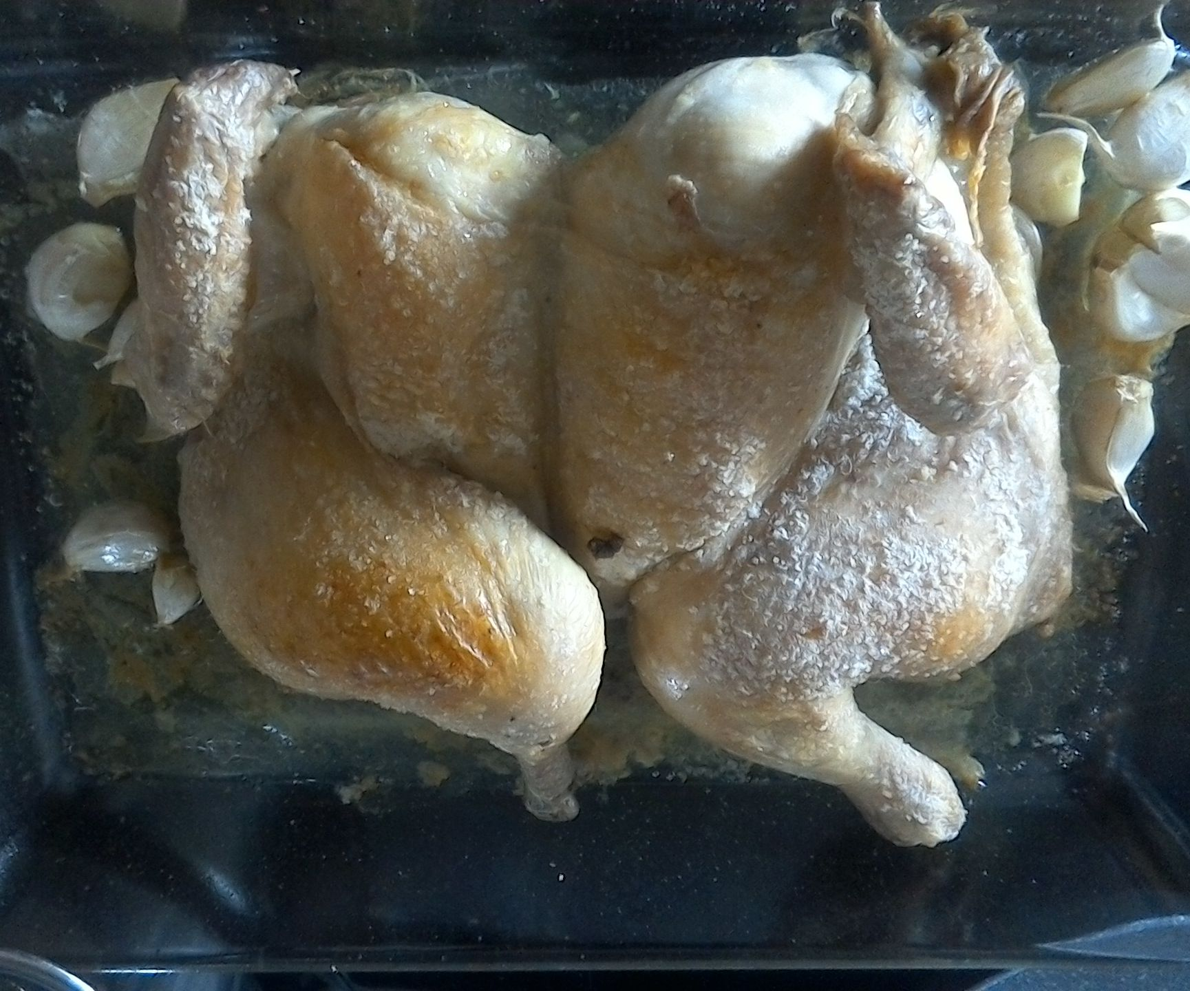 Easiest Way to Cook Chicken in an Oven