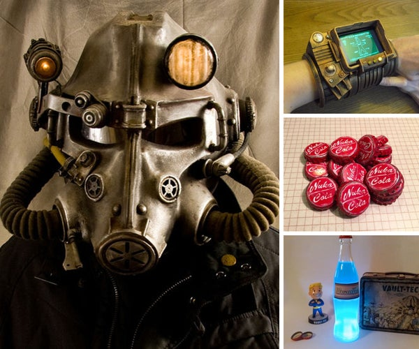 Top 40 Fallout Projects