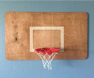 DIY篮球箍