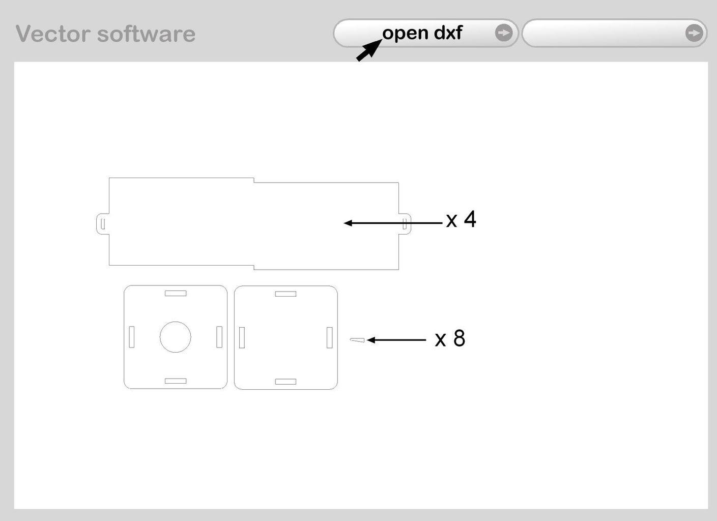 Transfering Into Vector Software