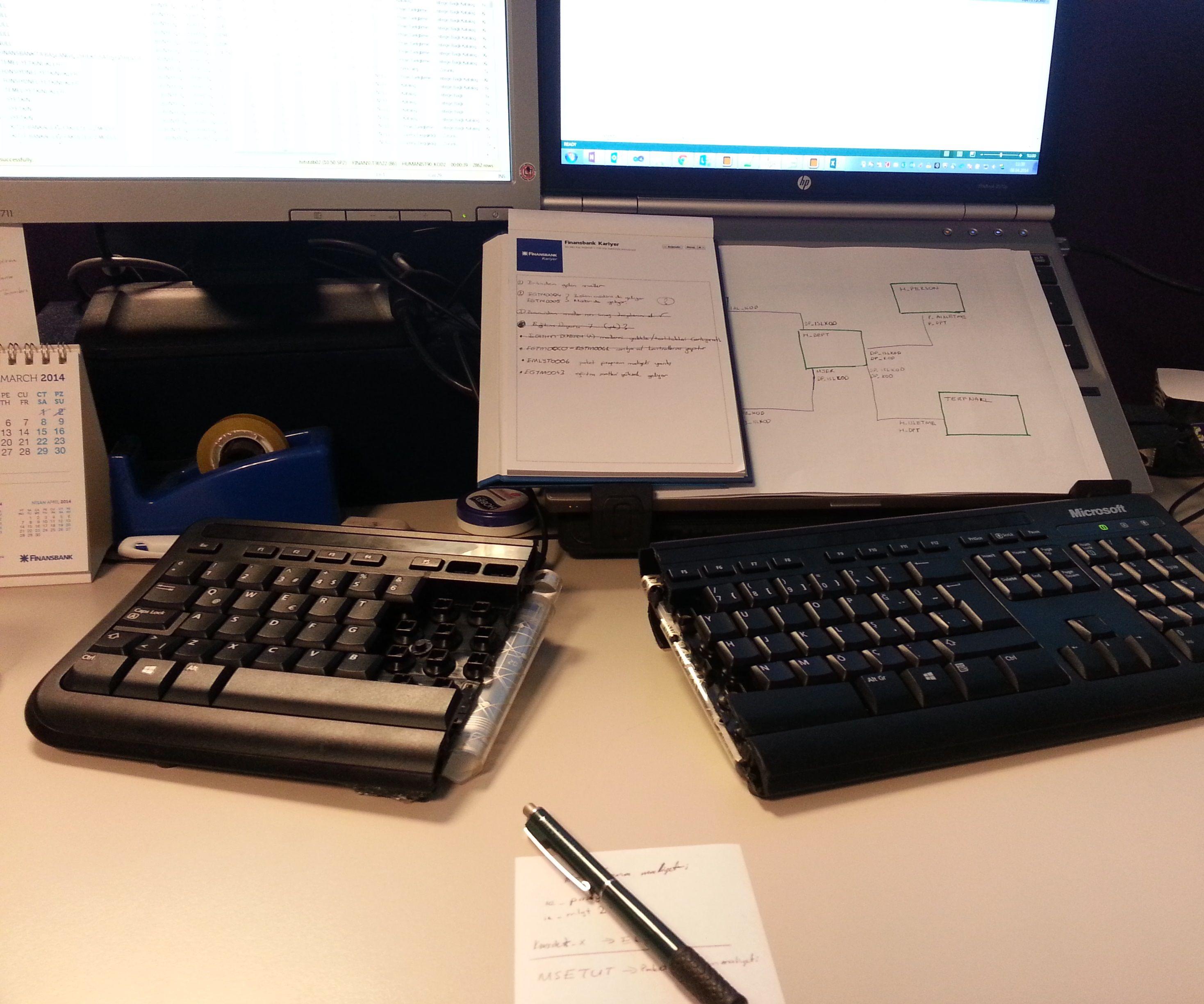 making a split ergonomic keyboard