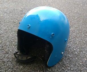 Augmented Moped Helmet