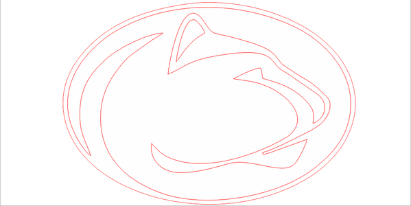 Import Your Stencil Image and Shape Its Outline