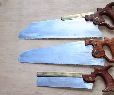 How to Make Handsaws