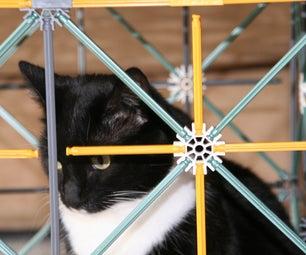 K'nex Cat Jail