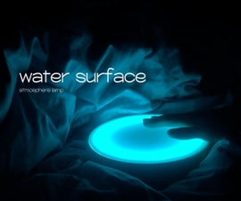 Water Surface Lamp