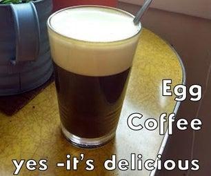 越南鸡蛋咖啡