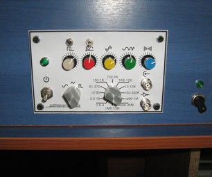 High Frequency Function Generator With the Maxim MAX038
