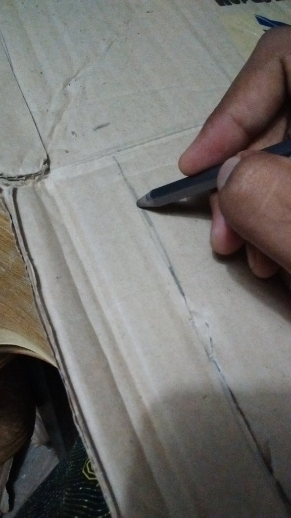 Making of the Outer Box