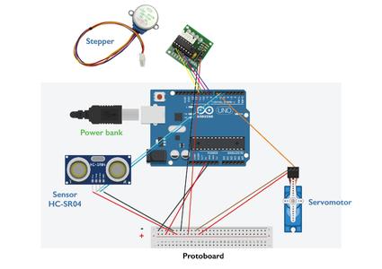 Wiring + Arduino; Tinkercad