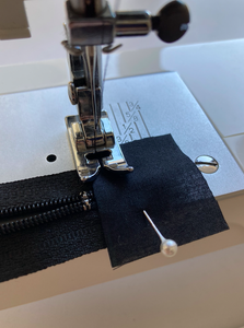 Attaching Zip Tabs
