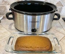 Crock-Pot Pumpkin Bread