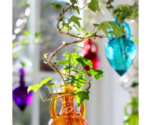 How To Make Beautiful and Easy Hanging Low Water Gardens