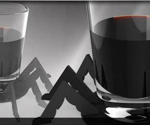 Spooky spider Coaster