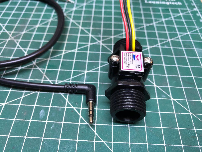 About the Flow Sensor