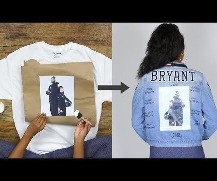 How to Easily Transfer a Printed Image to Fabric (Without Transfer Paper)