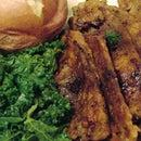 Recipe for vegetarian chickn strips