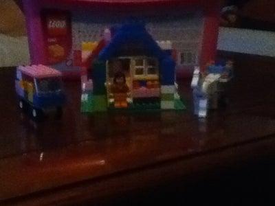 Lego Horse