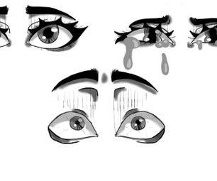 如何制作3种不同的眼睛