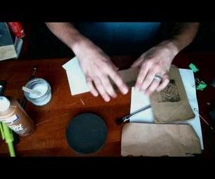 Repairing a Pocket Notebook