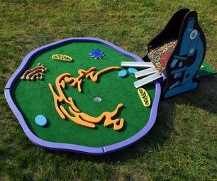 Human Cell Mini Golf
