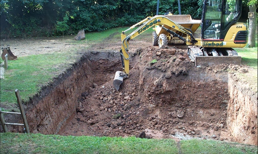 Dig, Dig, and Dig Some More