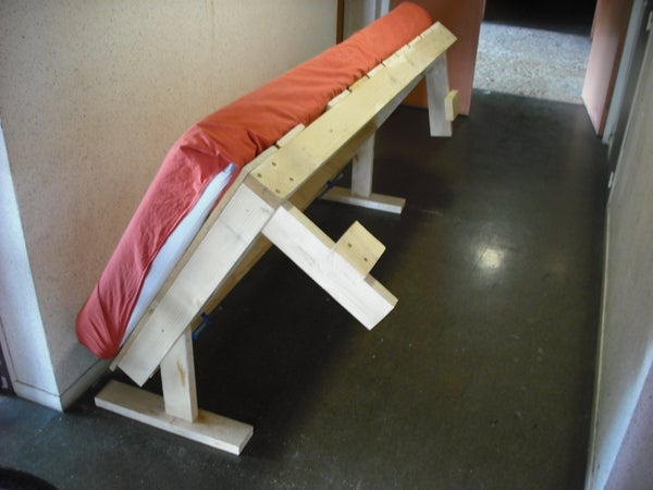 How to Make a Toggling Bed