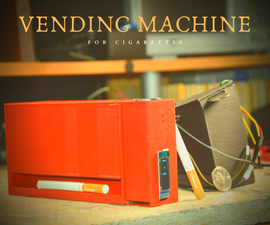 DIY Vending Machine