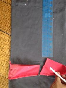Measuring, Patterning & Cutting...