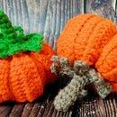 How to Make a Stuffed Crochet Pumpkin