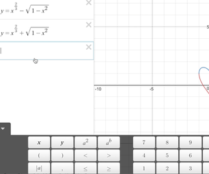 Graphing Calculator Drawings