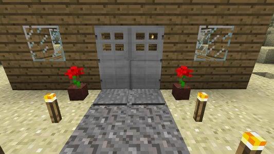 Minecraft TNT Trap