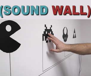 MP3 Playing Sound FX Wall