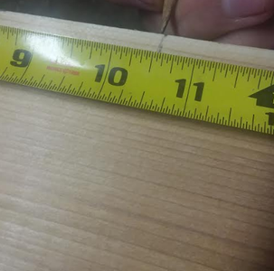 Measuring/Cutting the Roof
