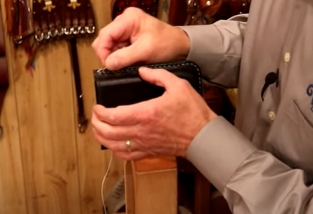 Hand Sew Pocket