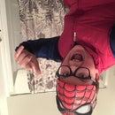 DIY SpiderMan Costume!