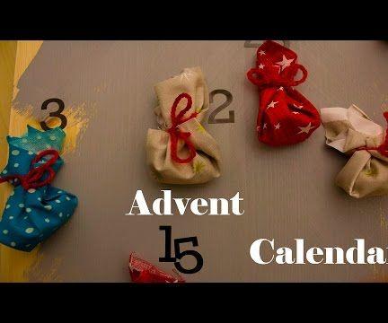 Advent calendar, Christmas is coming!