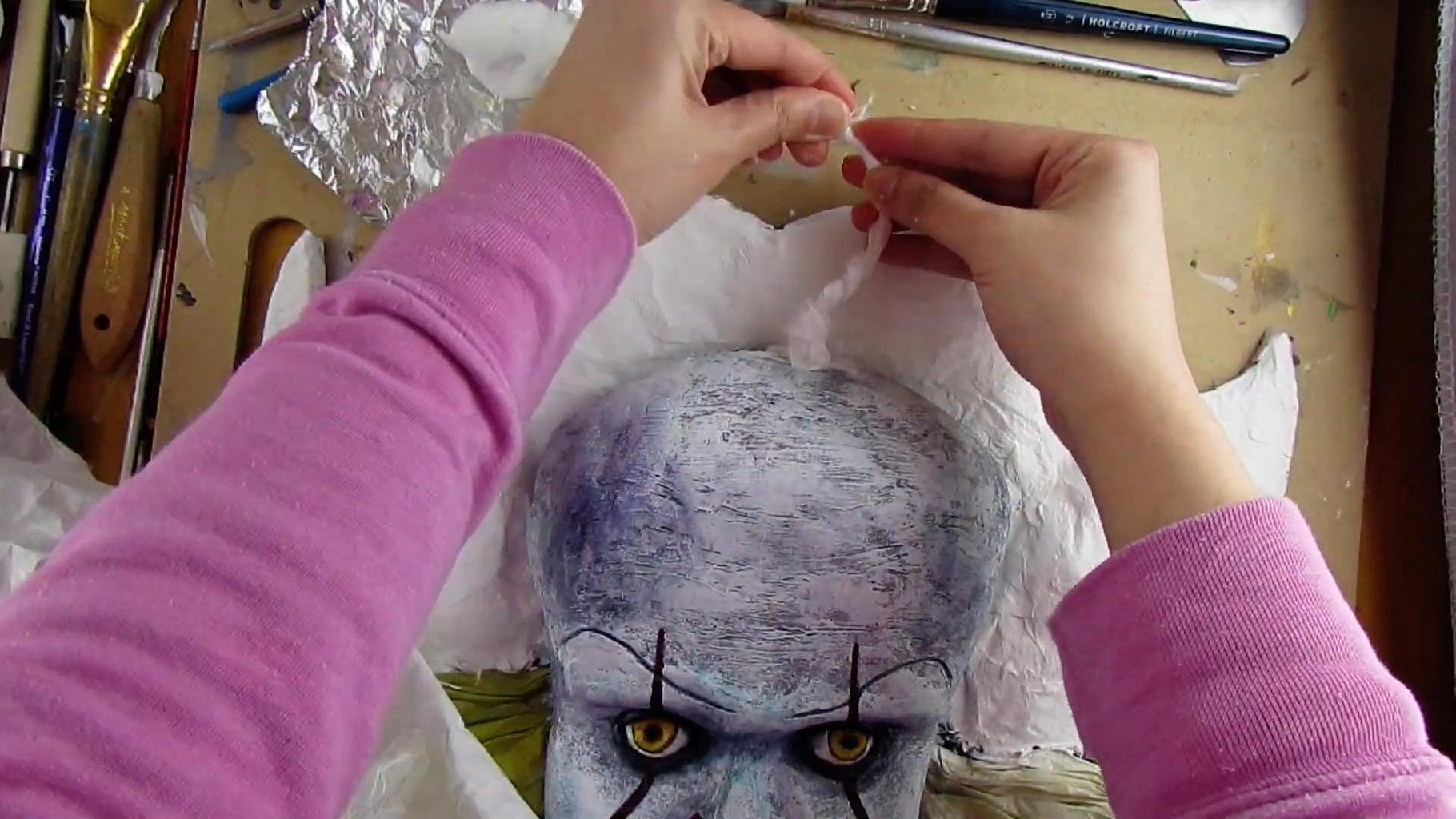 Making the Hair