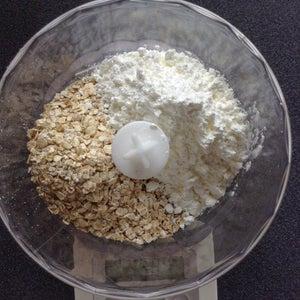 Cupcakes: Dry Ingredients