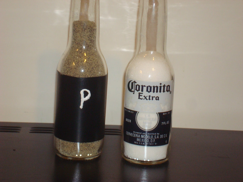Chalk Board Salt and Pepper Shakers