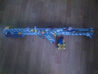 PARMBR (Pump-Action, Removable-Mag, Bullpup Rifle)